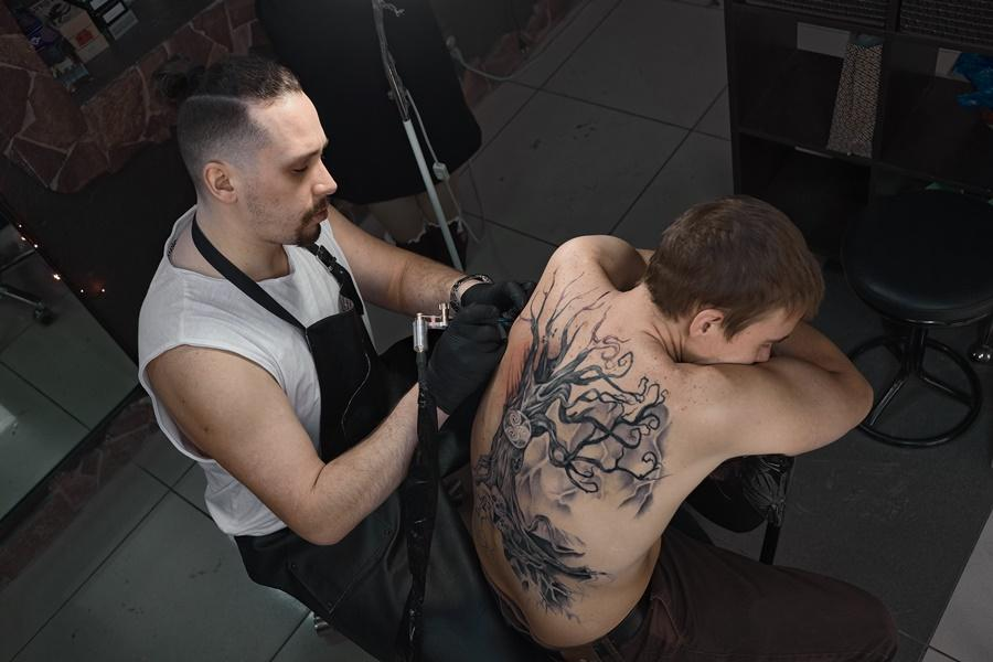 Студия художественной татуировки Hohloma Tattoo